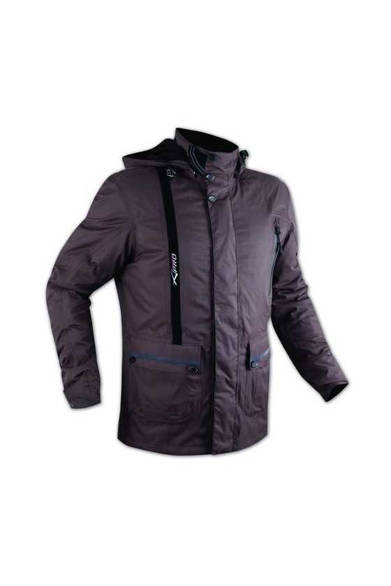 Motorcycle Jacket A-Pro Oslo Brown