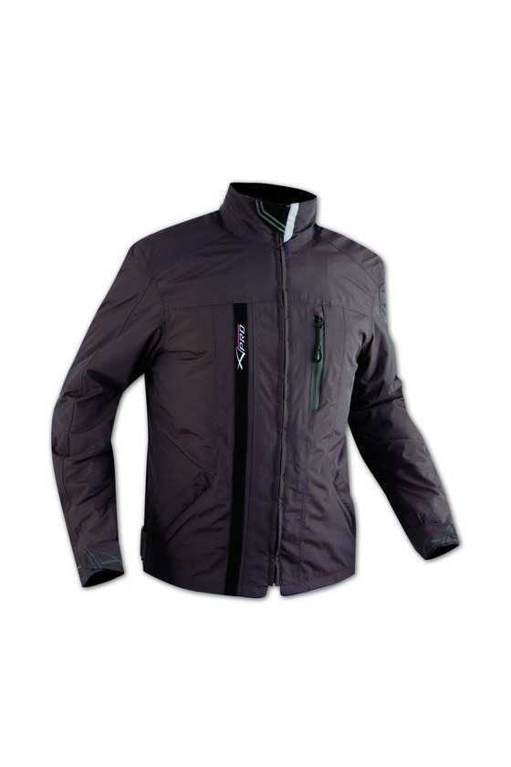 Motorcycle Jacket A-Pro Empire Brown