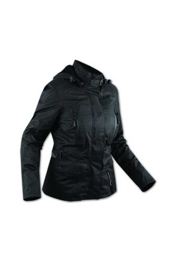 Giacca Moto A-Pro Paris Lady Black