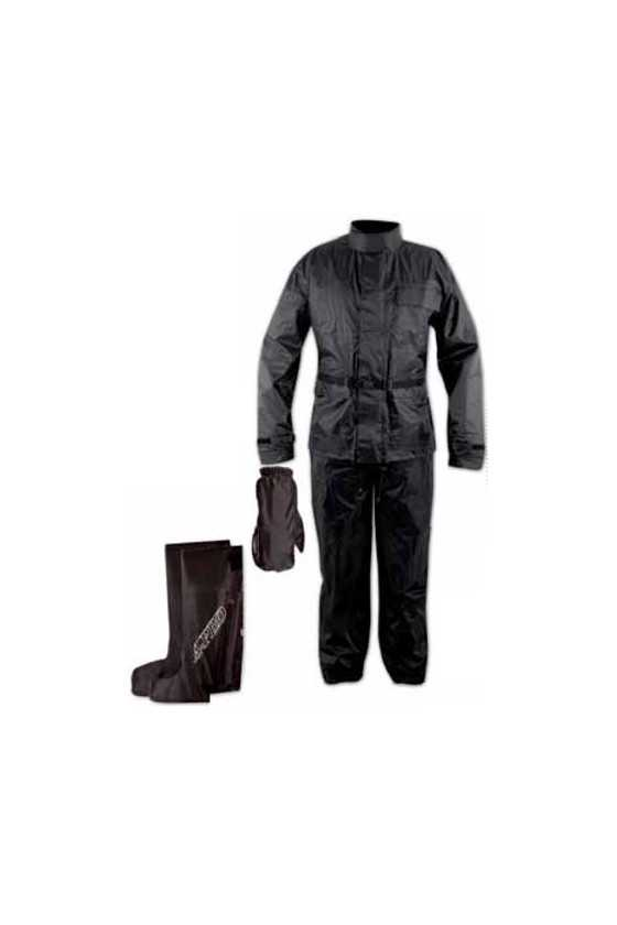 Motorcycle Rain Suit A-Pro Idro-Kit