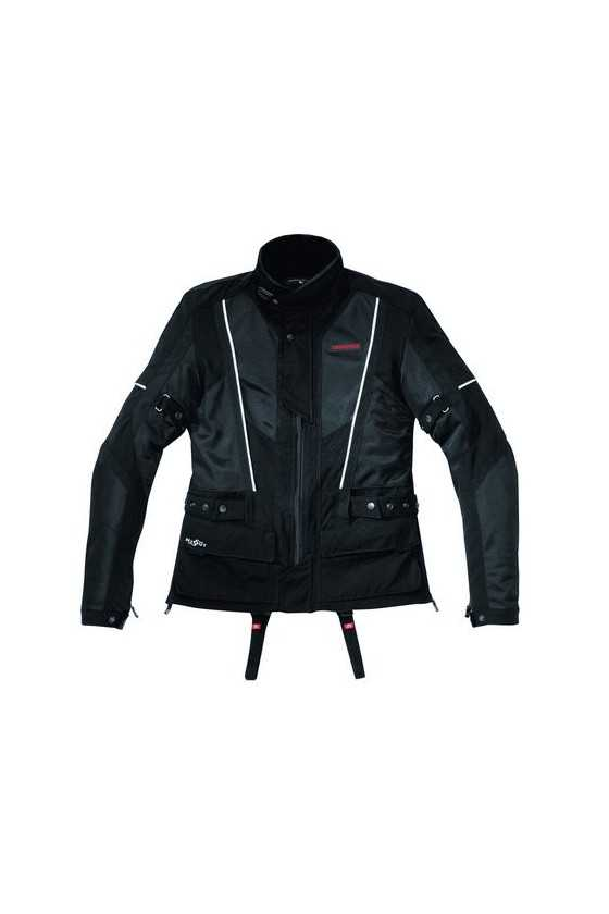 Giacca Moto Spidi Netwin H2out Black