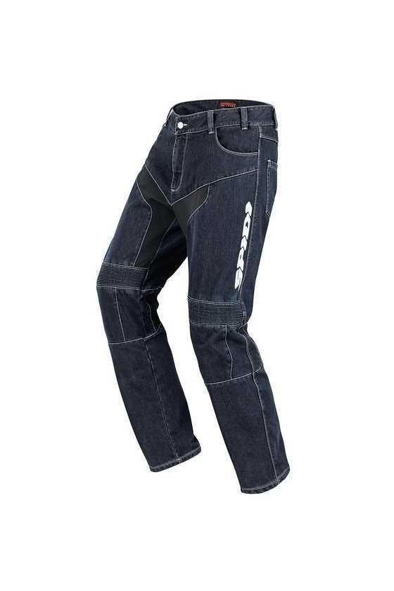 Spidi Furious Blue Jeans Motorcycle Pants