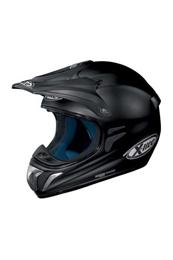 X-Lite X-501 Start F.Black Casco Moto Cross