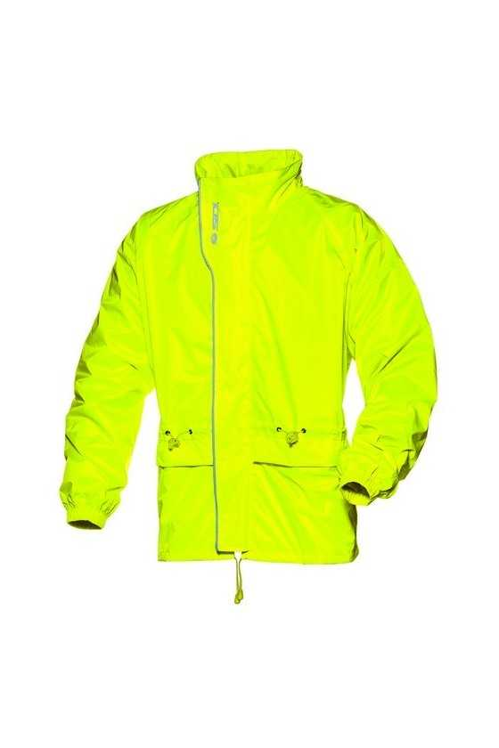 Tuta Moto Antipioggia Divisibile Sidi K-Out 3 Yellow Fluo