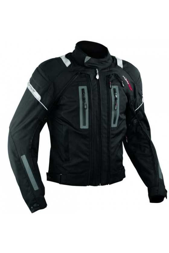 A-Pro Areotech Black Giacca Moto Touring