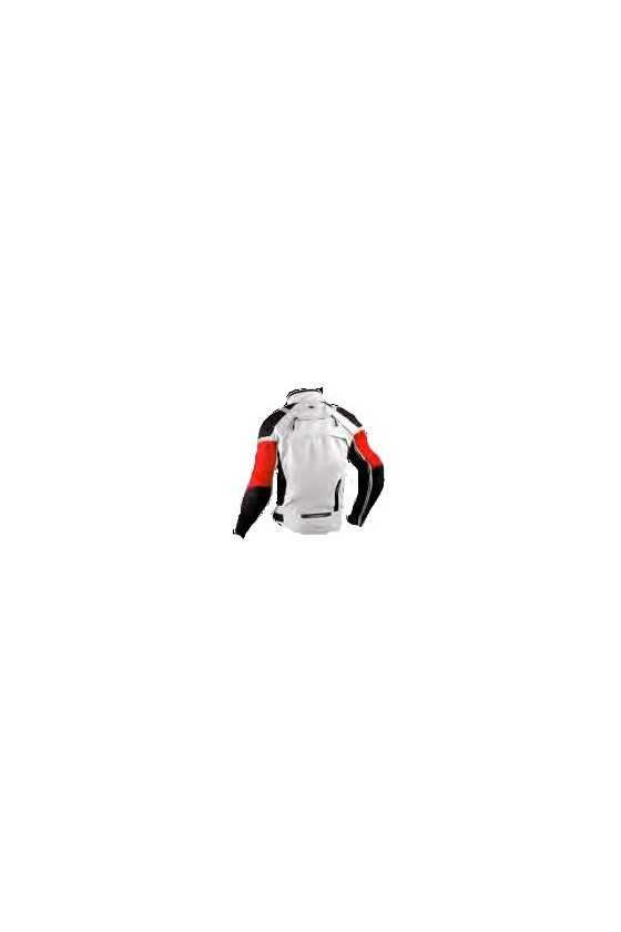 A-Pro Areotech Red Touring Motorcycle Jacket