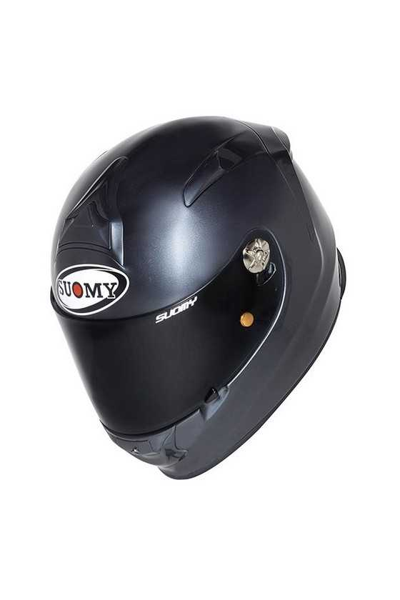 Suomy Sr Sport Plain Anthracite Casco Moto Integrale