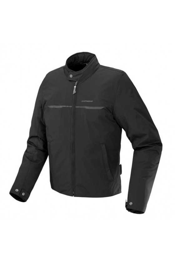 Giubbotto Moto Spidi 608 Jacket Black