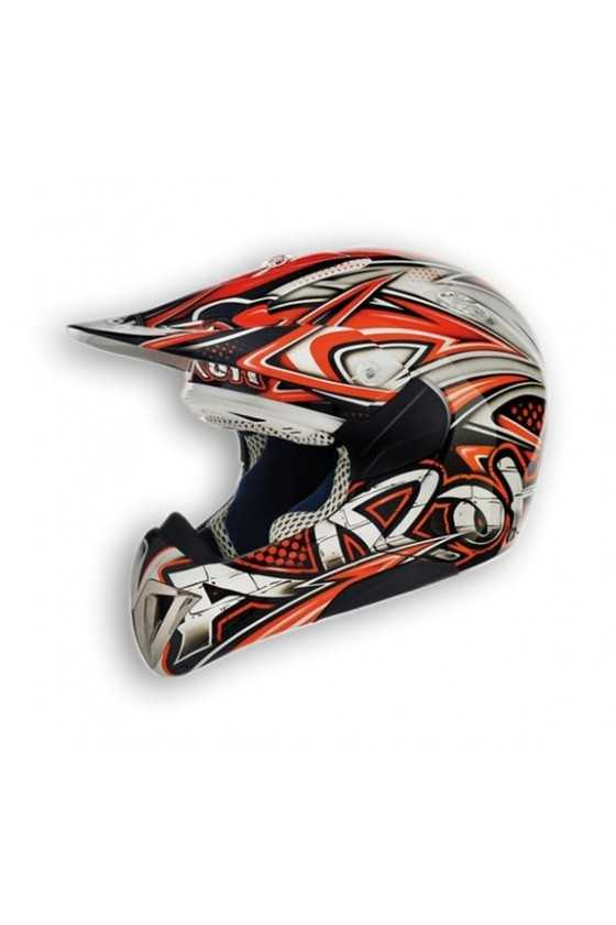 Casco Moto Cross Bambino Airoh Mr Cross Tag