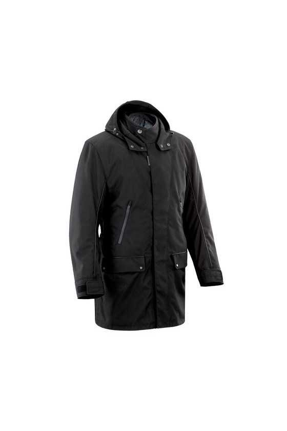 Clover Grancoventry Wp Motorcycle Jacket Black
