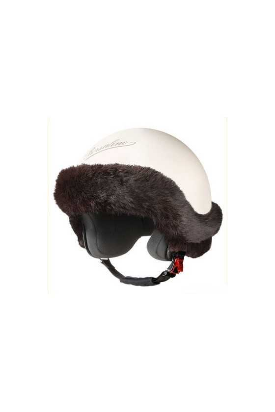 Casco Snow Panna Opaco