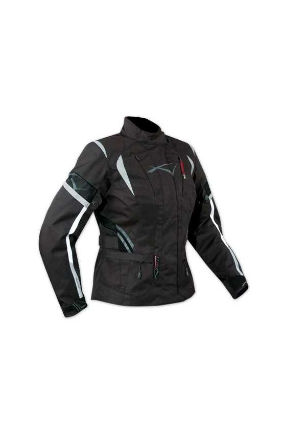 Giacca Moto A-Pro Traveller Black