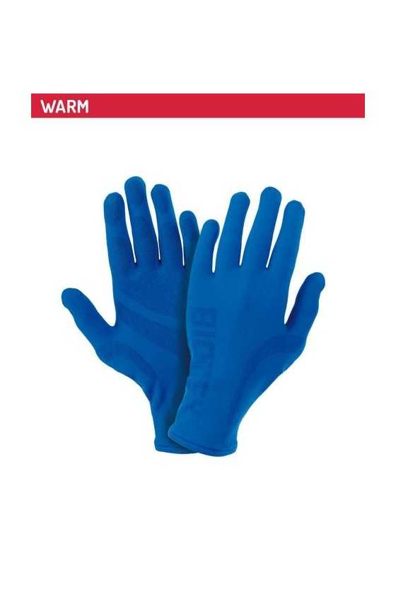 Biotex Seamless Confort Thermal Undergloves Blue