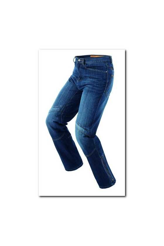 Spidi Adrenaline Jeans Motorcycle Pants Blue