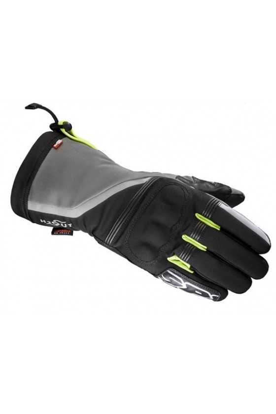 Guanti Moto Invernali Spidi NK5 H2out Black-Grey