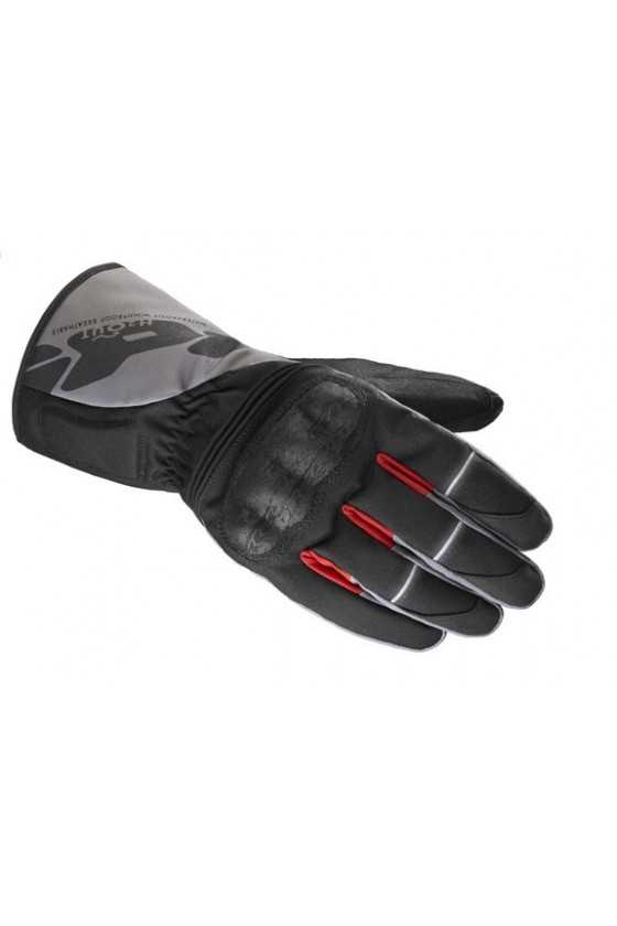Guanti Moto Invernali Spidi WNT-1 H2out Black-Grey