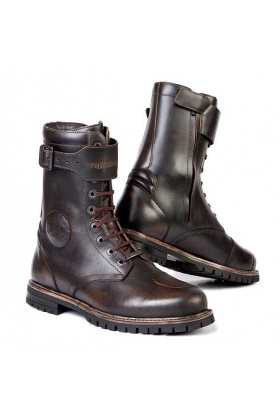 Stylmartin Rocket Motorcycle Boots Brown