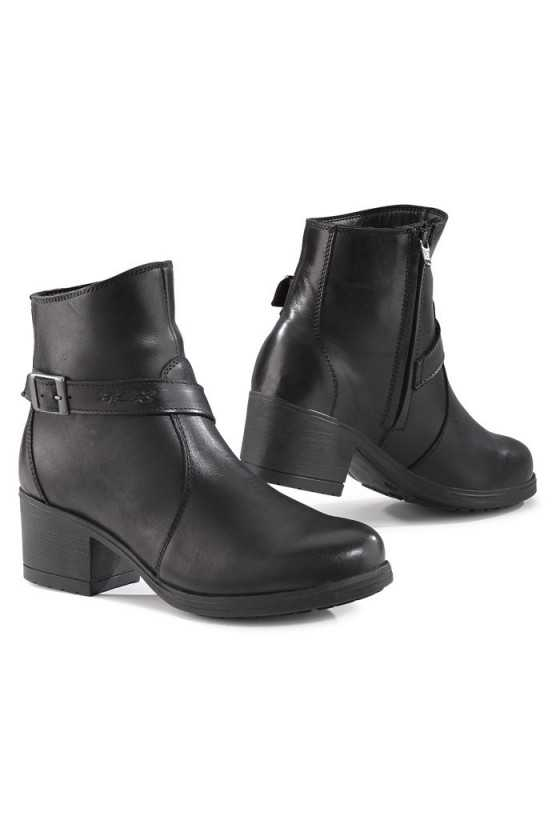 Tcx X-Boulevard Waterproof Women Motorcycle Boots Black