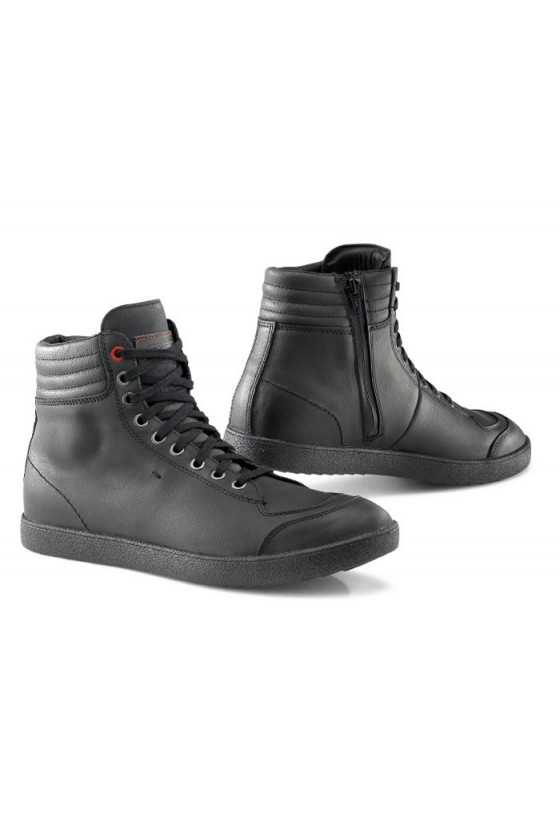 Sapatos Moto Tcx X-Groove Waterproof Black