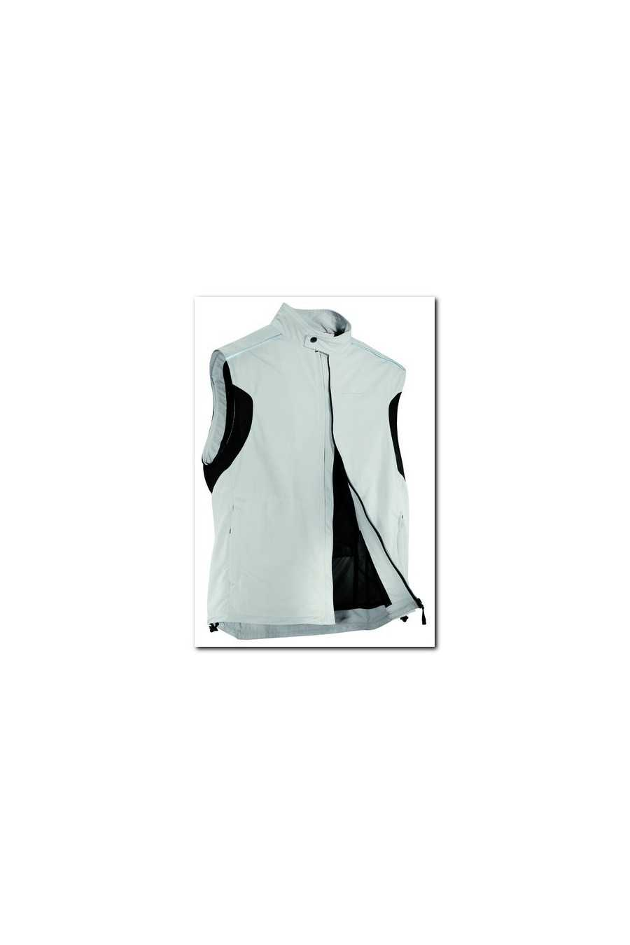 Gilet Moto Spidi Messenger White
