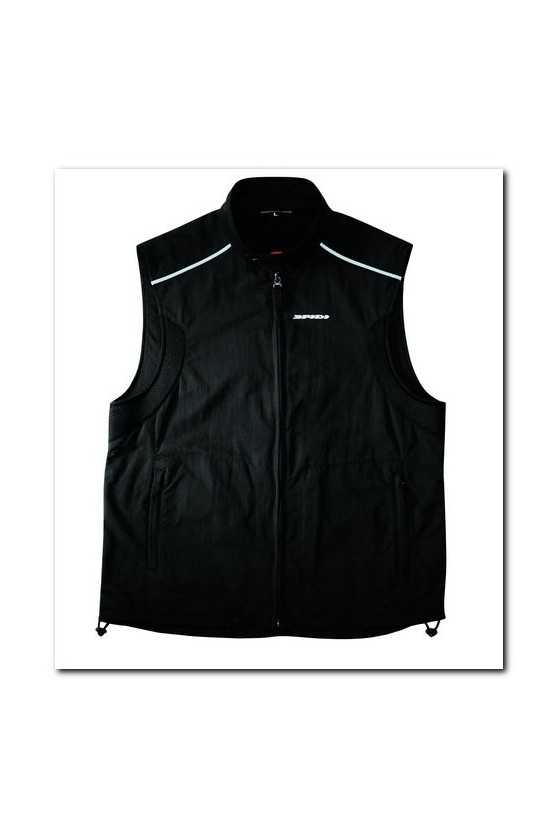 Gilet Moto Spidi Messenger Black