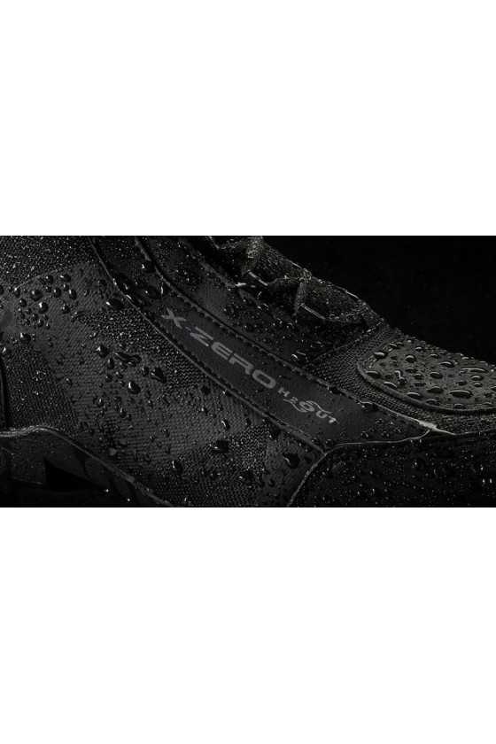 Xpd X-Zero H2out Motorcycle Shoes   Black