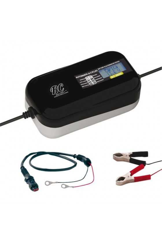 BC 9000 Motorcycle Auto Battery Charger Battery Controller