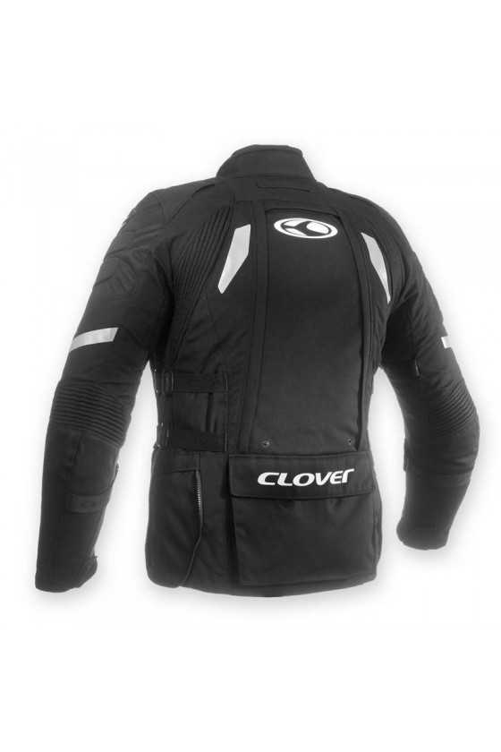 Clover Crossover 3 Wp Airbag Giacca | Nero