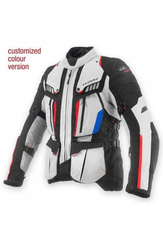 Clover Crossover 3 Wp Airbag Motorcycle Jacket