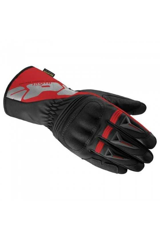 Guanti Moto Invernali Spidi Alu-Pro H2out Black-Red