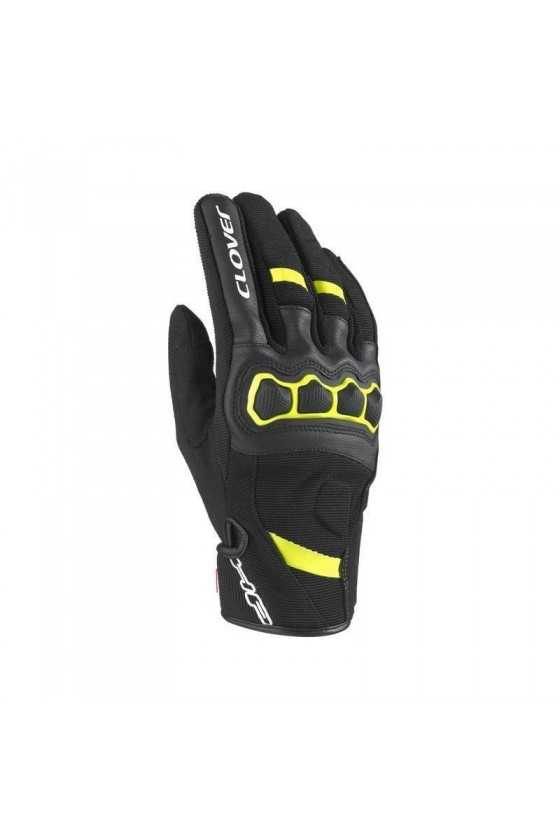 Clover Airtouch 2 Lady Gloves | Black/White