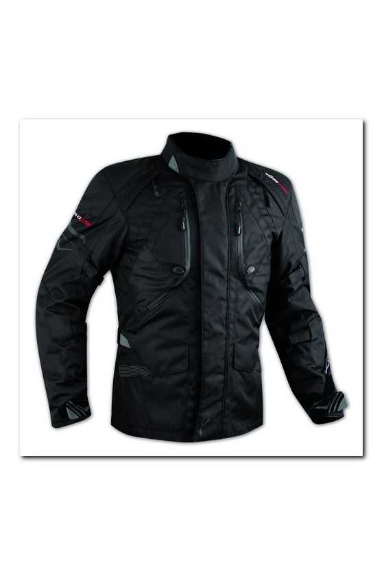 Motorcycle Jacket A-Pro Globe Black