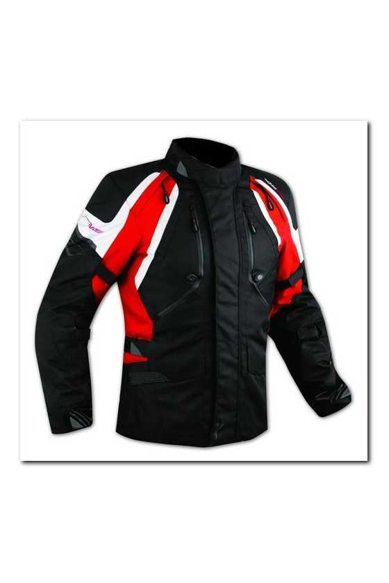 Giacca Moto A-Pro Globe Red