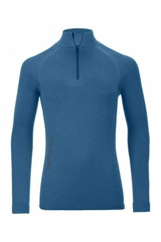 Blusa Ortovox 230 Merino Competition Zip Neck