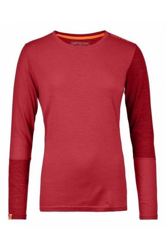 Ortovox Maglia 185 Rock'n'Wool Long Sleeve Woman